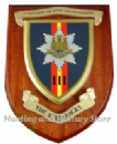3rd Bn Royal Anglian Regiment Military Wall Plaque
